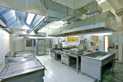 Step up to commercial grade in your kitchen | Consolidated Plumbing Blog