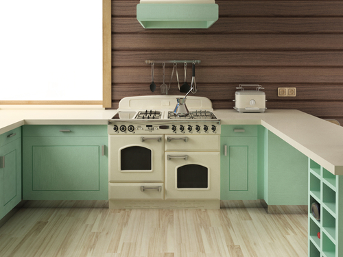 5 Retro Kitchen Design Ideas Coming Back Into Style Consolidated - Retro-kitchen-design-you-never-seen-before