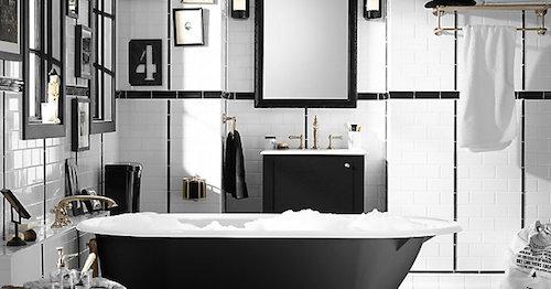 Ooh La La Design A Parisian Style Bathroom With The Help