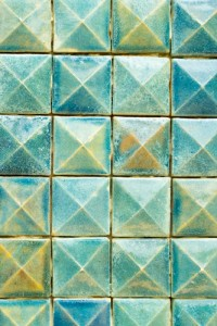 blue-gold-tile