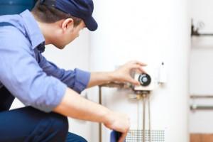 hot water heater broken